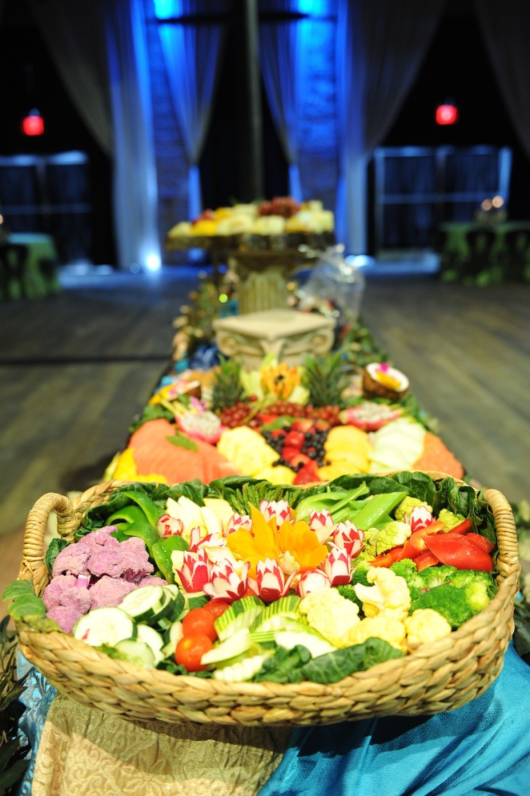 Appetizers by Delectables Catering | Marry Me Tampa Bay Wedding Speed Networking Event
