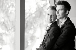 Same Sex Wedding - Gay Wedding Engagement Tampa Bay | Andi Diamond Photography