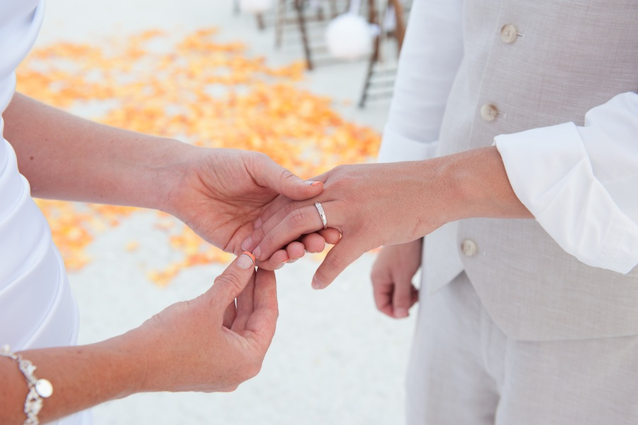 Same Sex Wedding   Gay Wedding in St. Pete