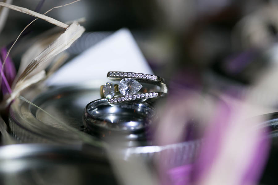Wedding Ring Portrait   St. Pete Wedding Photographer Lisa Otto Photography