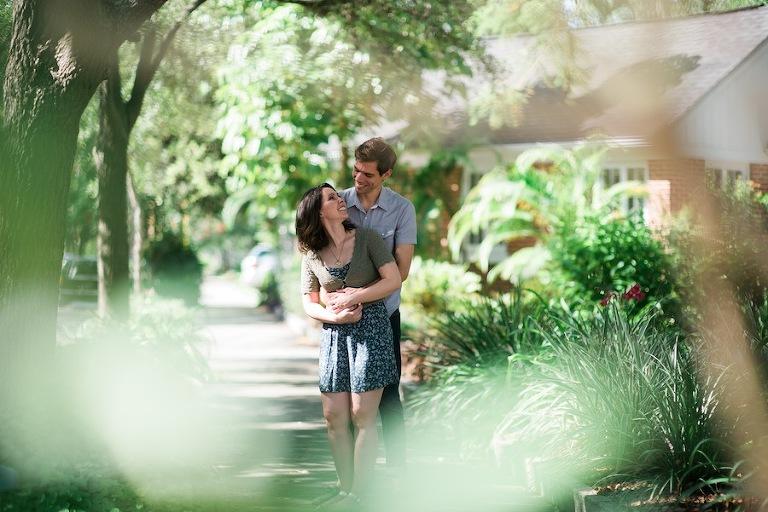 Hyde Park/Davis Islands Engagement Session   Tampa Wedding Photograph Kera Photography