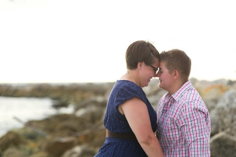 Same Sex St. Pete Wedding - Gay Wedding Tampa Bay | Lisa Otto Photography