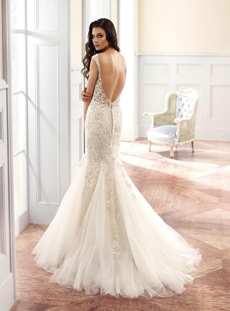 Eddy K Wedding Dress | South Tampa Bridal Salon Isabel O'Neil Bridal