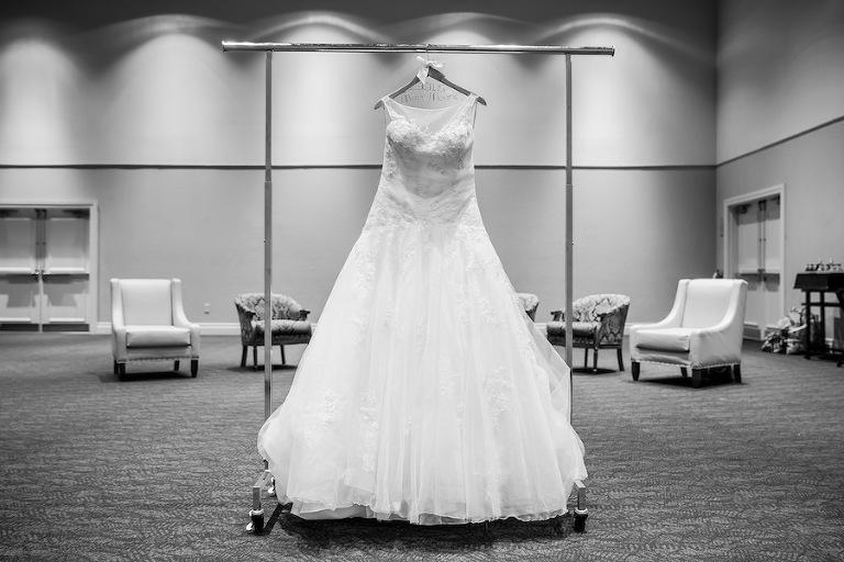 White Lace Wedding Dress | Brides by Demetrios