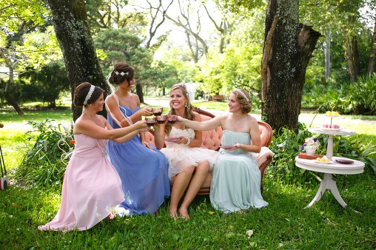 alice in wonderland tea party wedding bridal shower tampa wedding venue usf botanical gardens