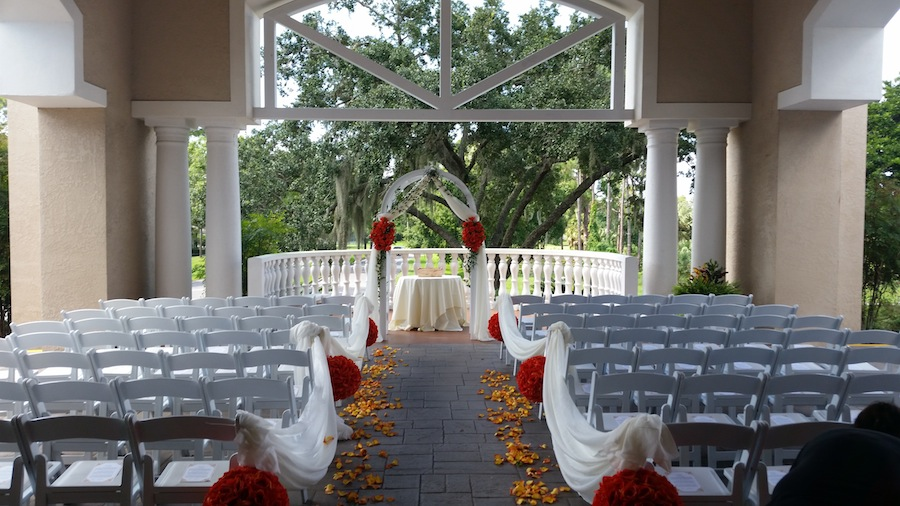 East lake woodlands country club marry me tampa bay for Small private wedding venues
