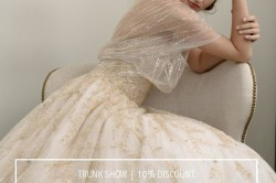 Amsale Wedding Dress Trunk Show   Blush Bridal Sarasota