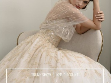 Amsale Wedding Dress Trunk Show | Blush Bridal Sarasota