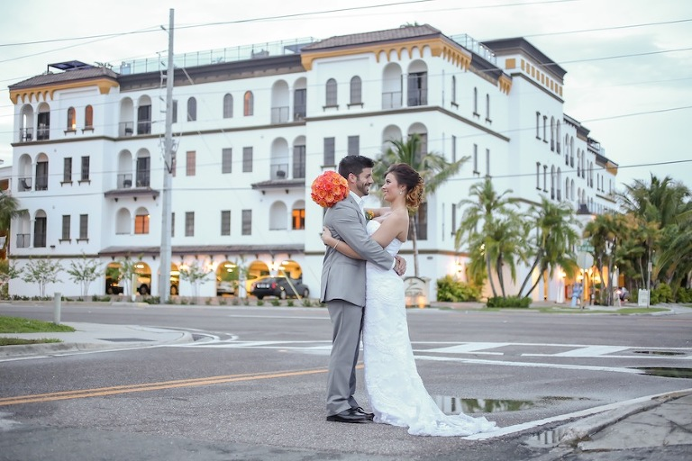St. Pete Beach Wedding Venue | Hotel Zamora