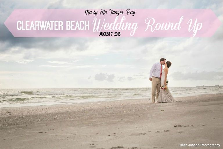 Clearwater Beach Wedding Venues and Real Weddings | Jillian Joseph Photography