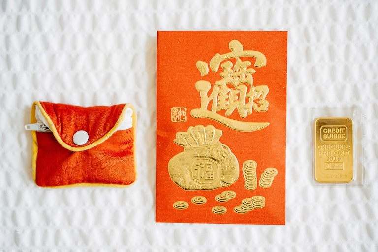 Chinese Wedding Details and Decor