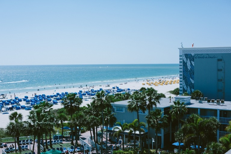 St. Pete Beach Wedding Venue | TradeWinds Island Resorts