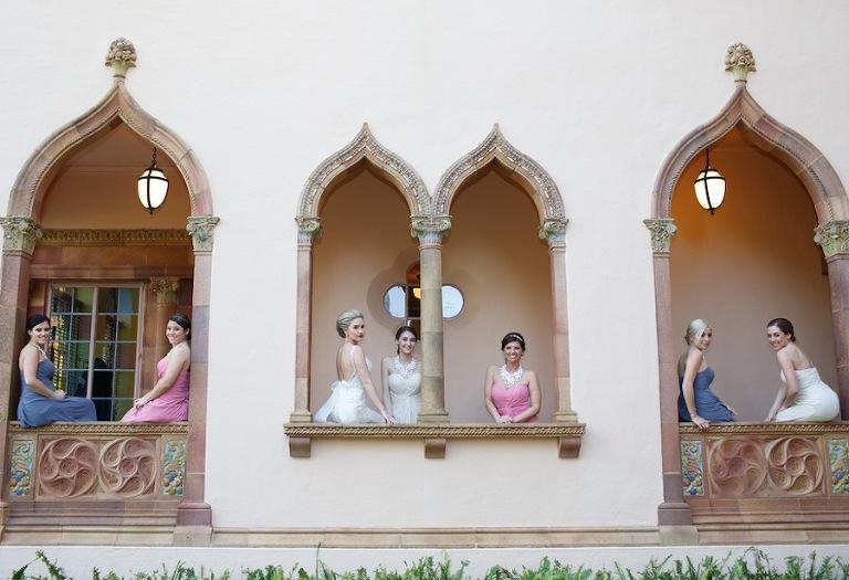 Vintage Wedding Dresses Tampa: Vintage 1920's Sarasota Ca D'Zan Destination Wedding
