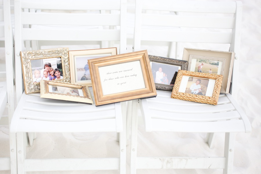 Clearwater Beach Wedding Memory Pictures