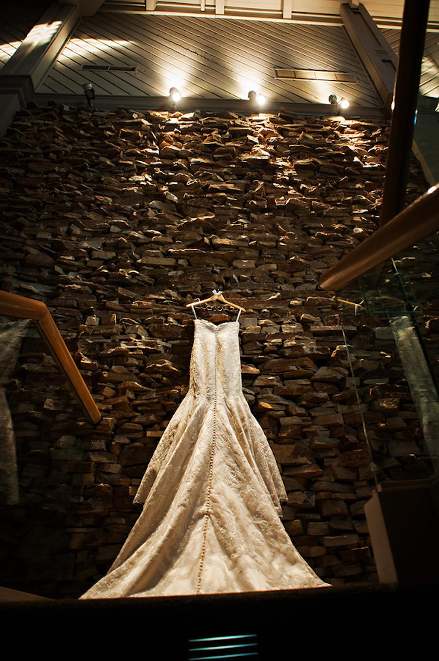 Bridal Wedding Dress Portrait