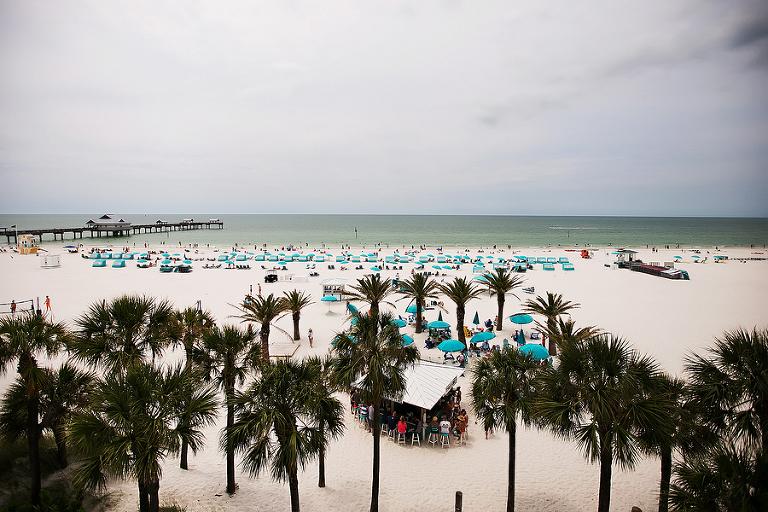 Waterfront Florida Beach Wedding Venue   Hilton Clearwater Beach