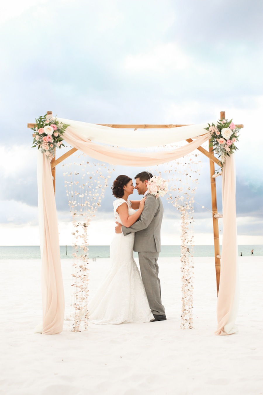 Destination vintage diy wedding hilton clearwater beach for What to know about destination weddings