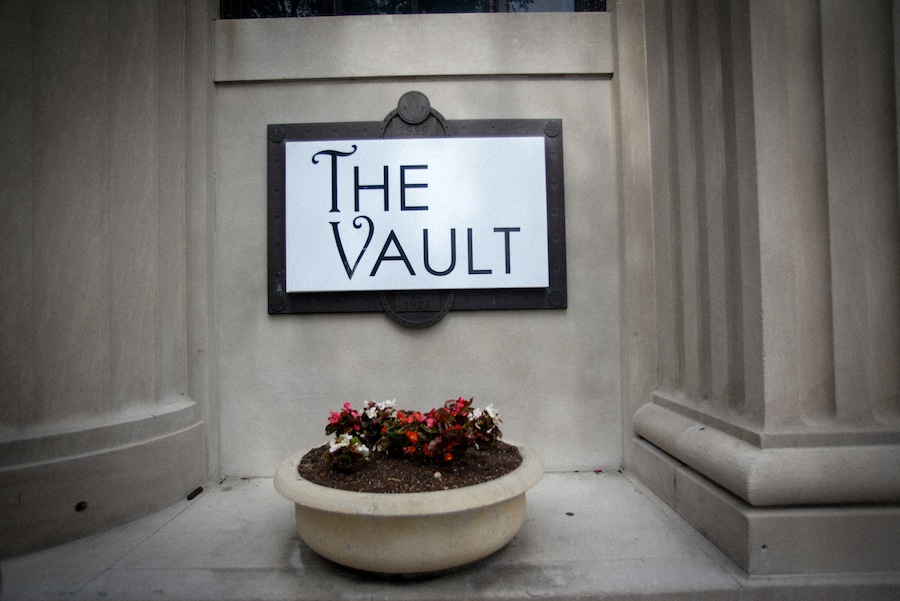 Downtown Tampa Wedding Reception | The Vault Wedding