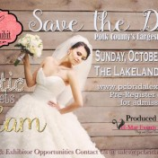 Polk County Bridal Exhibit at The Lakeland Center | Sunday, October 11, 2015