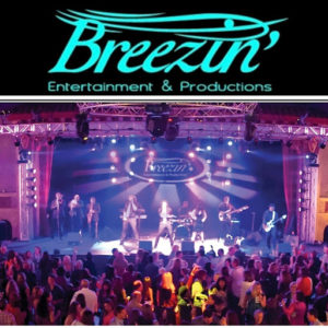 Tampa Bay Wedding Dj, Band & Entertainment | Breezin' Entertainment