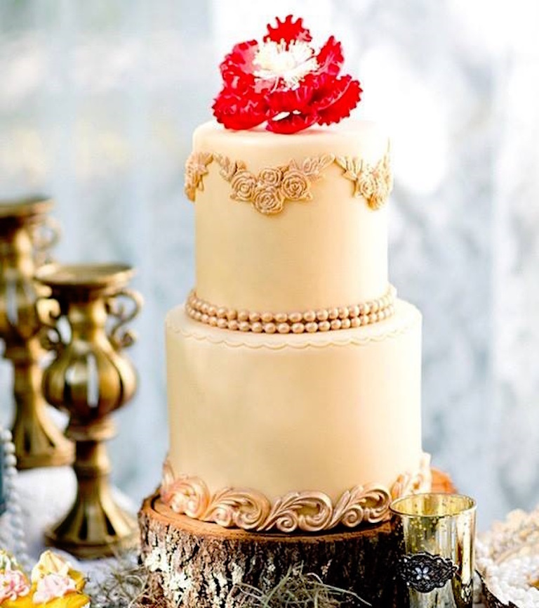 St. Petersburg Wedding Cake Baker | Trudy Melissa Cakes