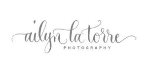 Ailyn La Torre Photography Logo
