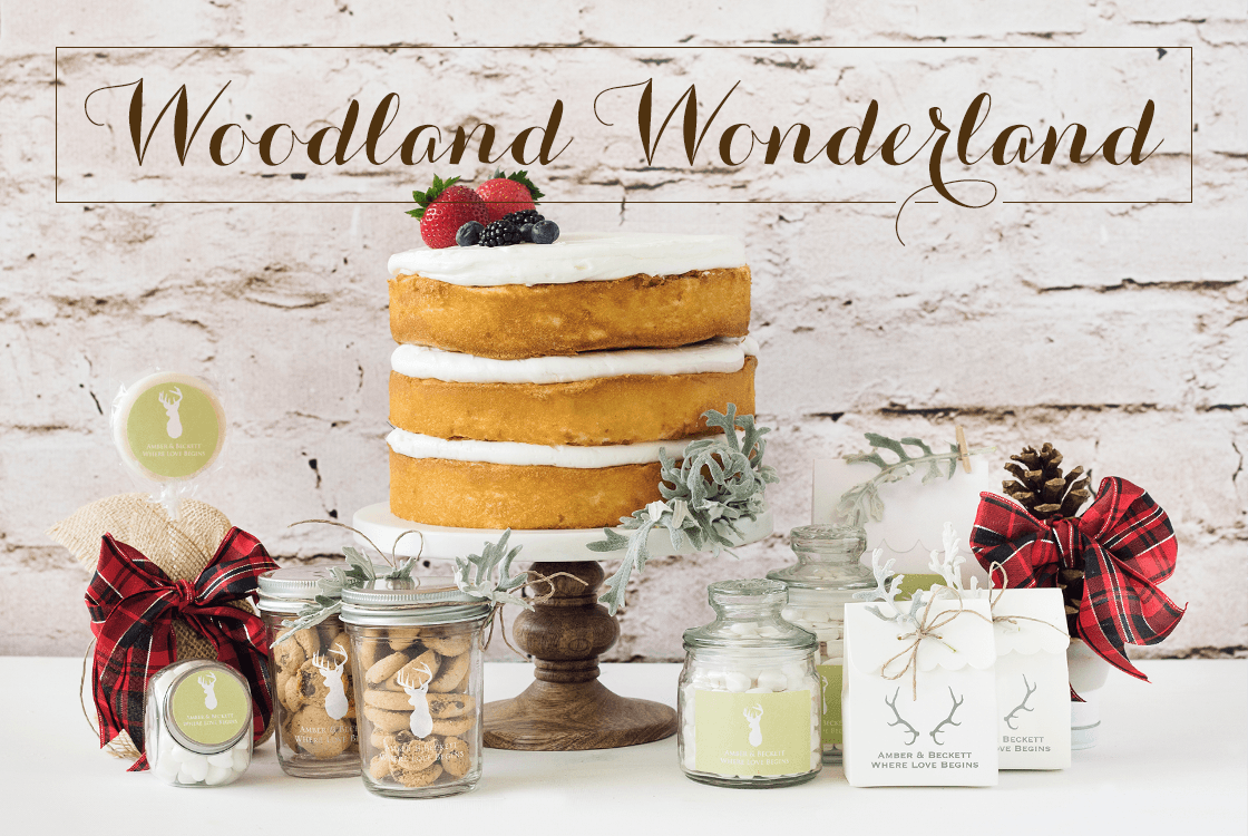 Beau-Coup Winter Wonderland Wedding Favors and Gifts