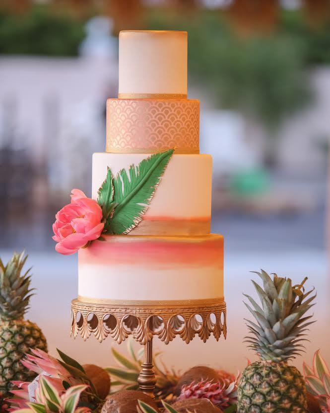 Best St. Pete Wedding Cake Baker: The Artistic Whisk, LLC