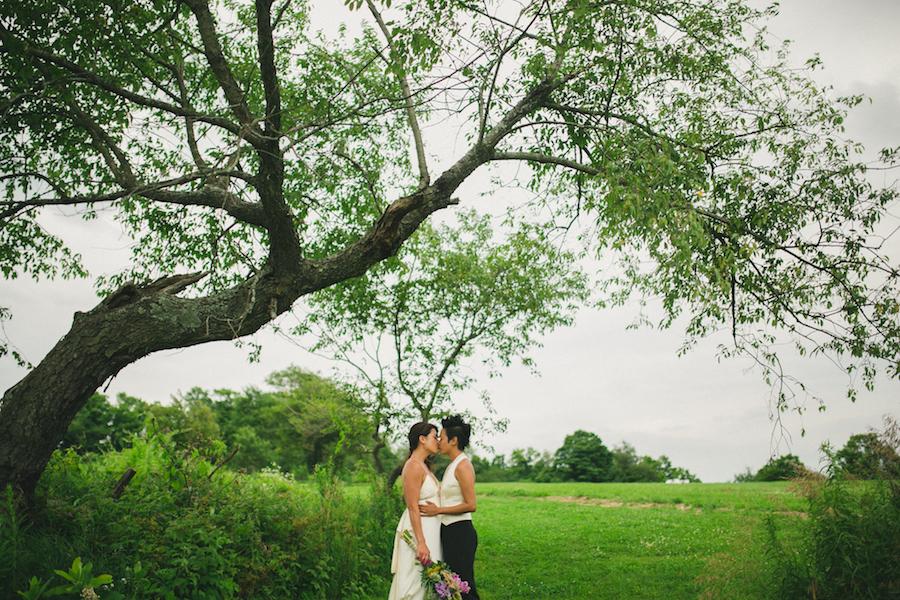 Nature Woods Outdoor Wedding Portrait   Best St. Pete Wedding Photographer   Roohi Photography