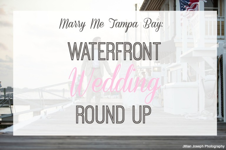 Tampa Bay Waterfront Weddings | Real Wedding Inspiration