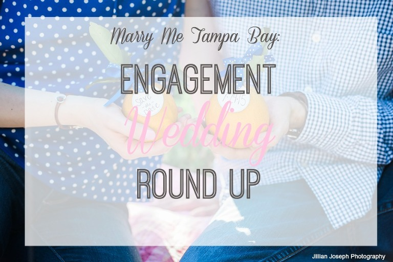 Tampa Bay Engagement Session Location Round Up