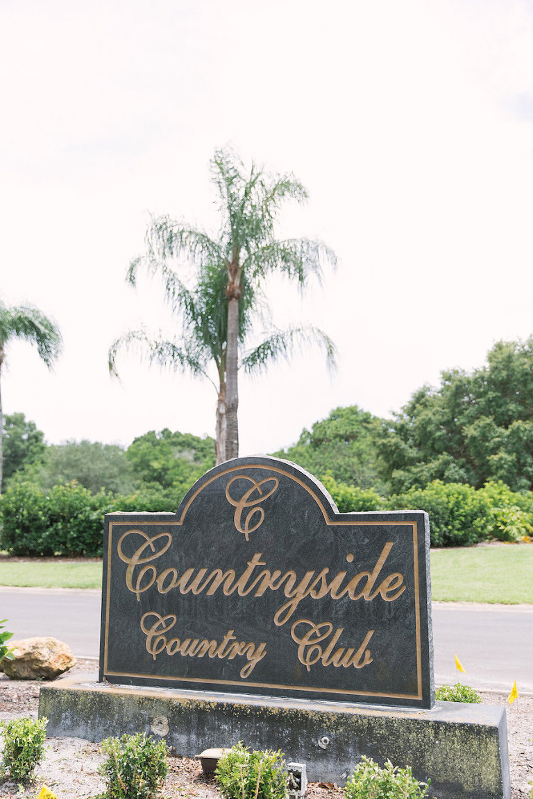 Clearwater Florida Wedding Venue Countryside Country Club