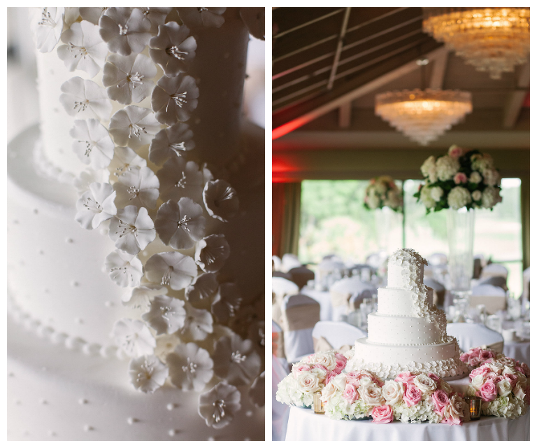 Clearwater Countryside Country Club Blush Ivory Wedding