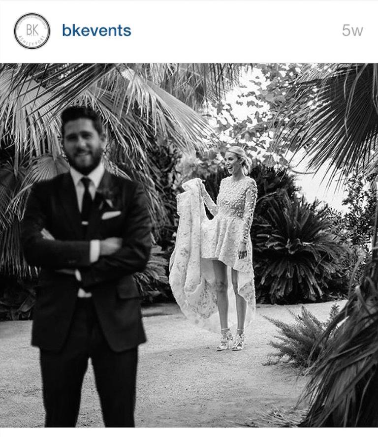 Whitney Port and Tim Rosenman Celebrity Wedding 2015