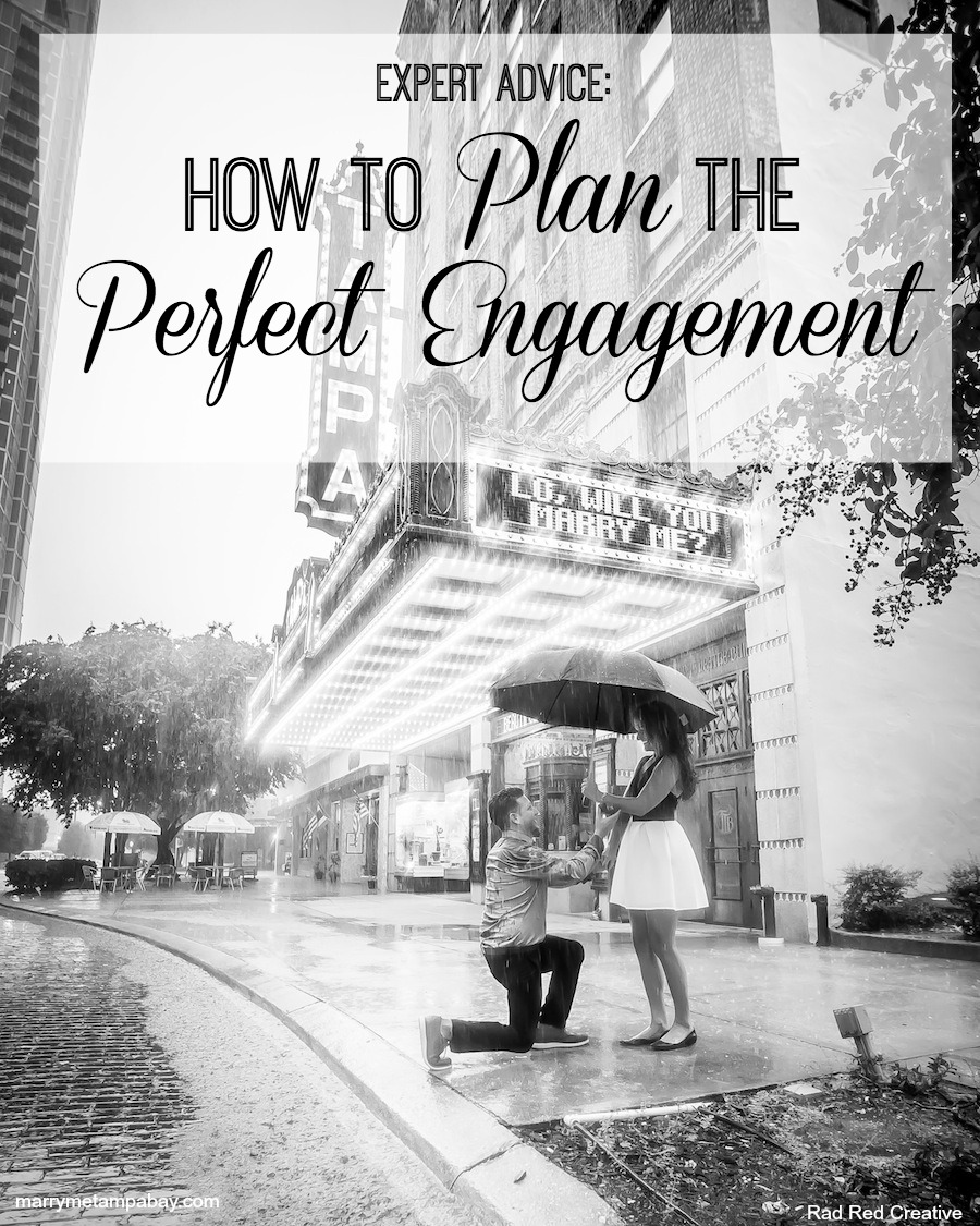 Expert Wedding Planning Advice: How to Plan the Perfect Engagement Proposal