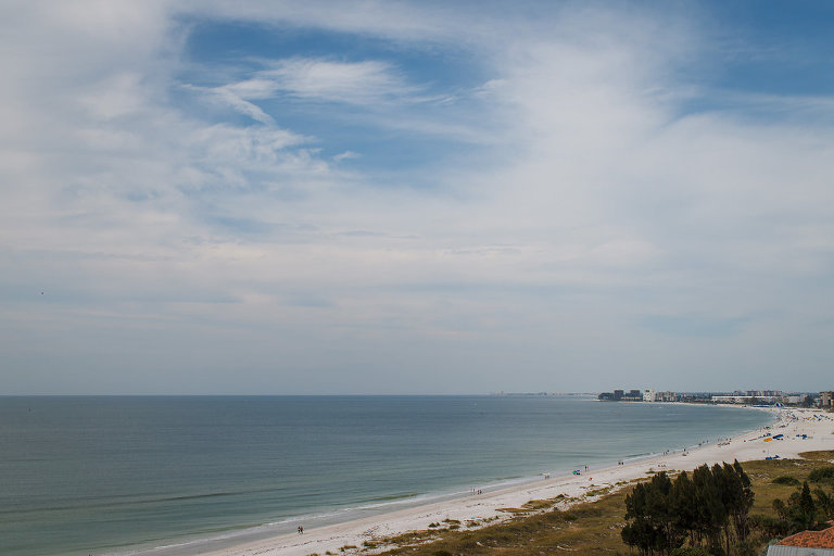 St. Pete Beach View from the Loews Don CeSar