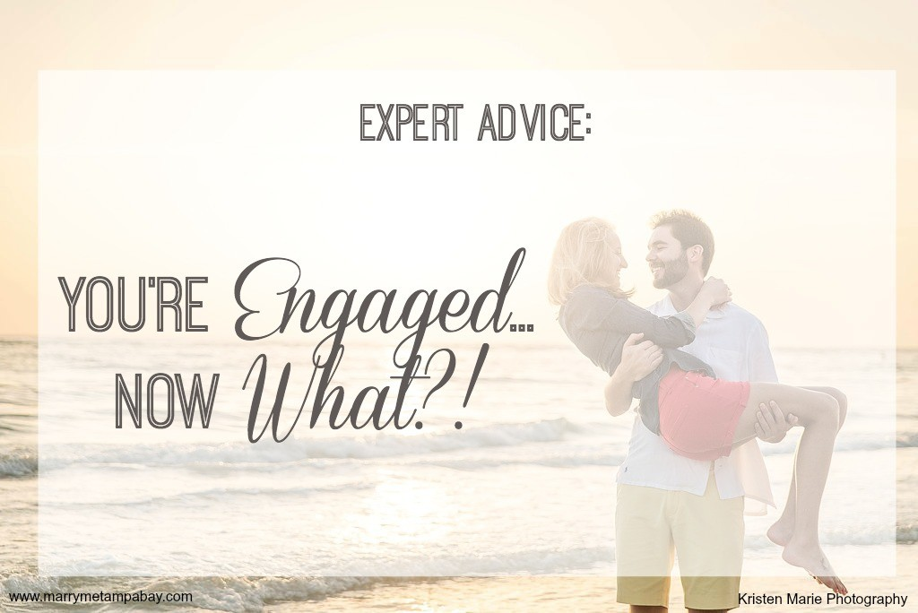 Expert Wedding Planning Advice: You're Engaged, Now What?!