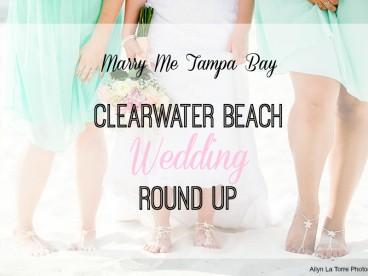 Clearwater Beach Wedding | Florida Beach Wedding Inspiration | Ailyn La Torre Photography