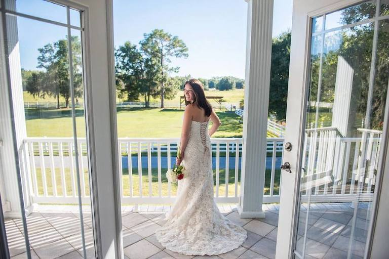 Private Tampa Bay Home Estate Wedding Venue | Southern Plantation Oasis