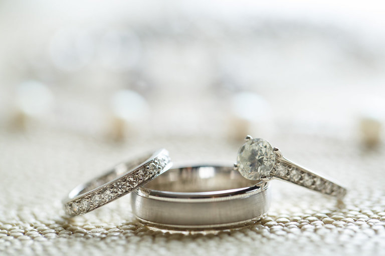 Wedding & Engagement Rings Portrait
