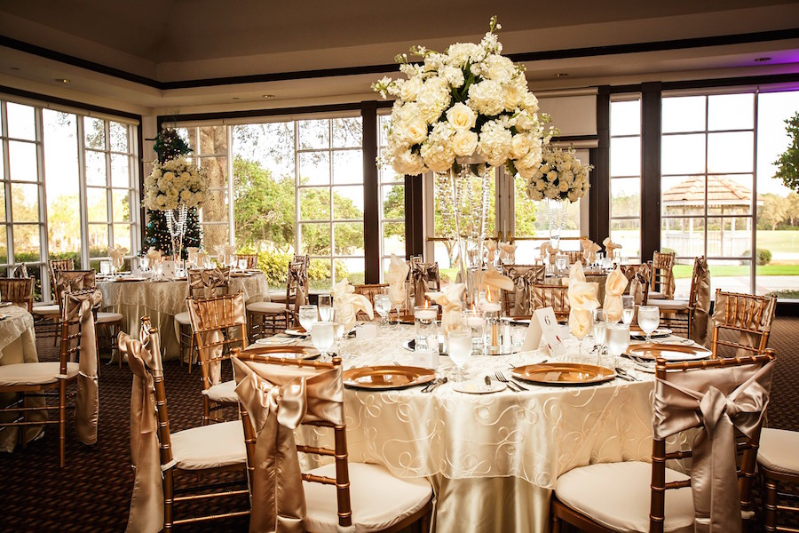 Tampa Bay Country Club Wedding Venue at Hunters Green Country Club