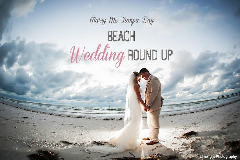 Clearwater Beach Destination Weddings | St. Pete Beach Weddings | Wedding Photographer Limelight Photography