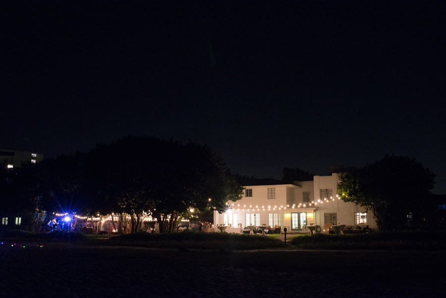 Outdoor Sarasota Wedding Venue Sunset Beach Resort Siesta