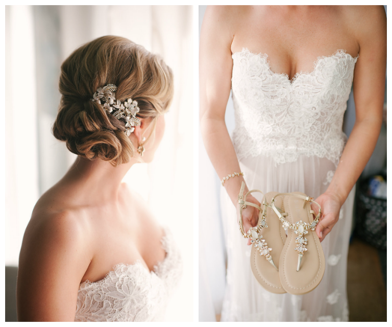 Siesta Key Beach Wedding Ceremony: Elegant Destination Sarasota Wedding