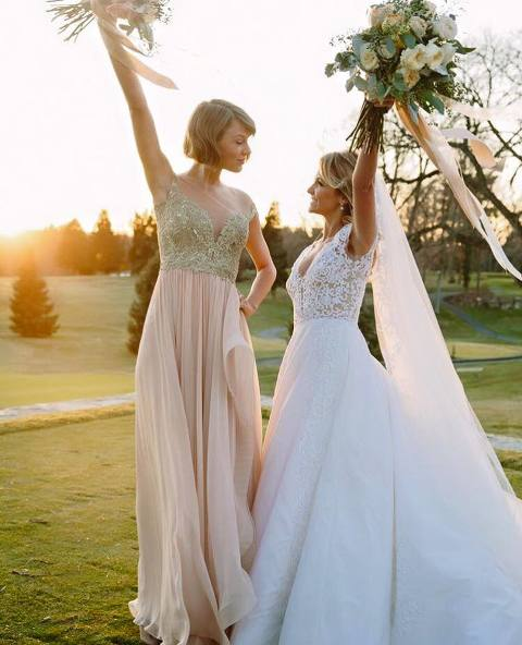 Taylor Swift Bridesmaid Speech at Wedding