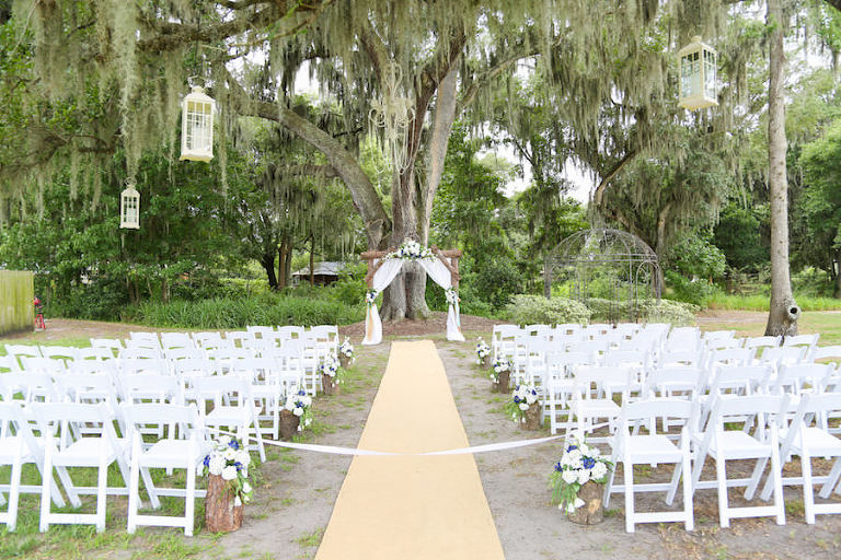 Cherished Ceremonies Weddings Tampa Wedding: Rustic Wedding Inspiration