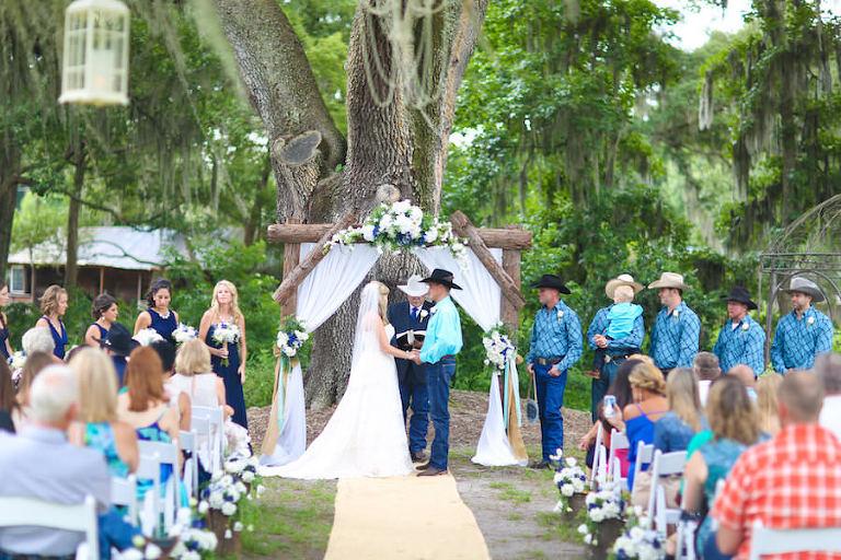 Cherished Ceremonies Weddings Tampa Wedding: Rustic Wedding Inspiration