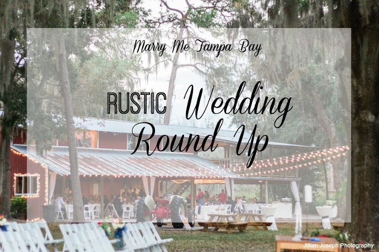 Rustic Tampa Bay Weddings | Rustic Wedding Inspiration