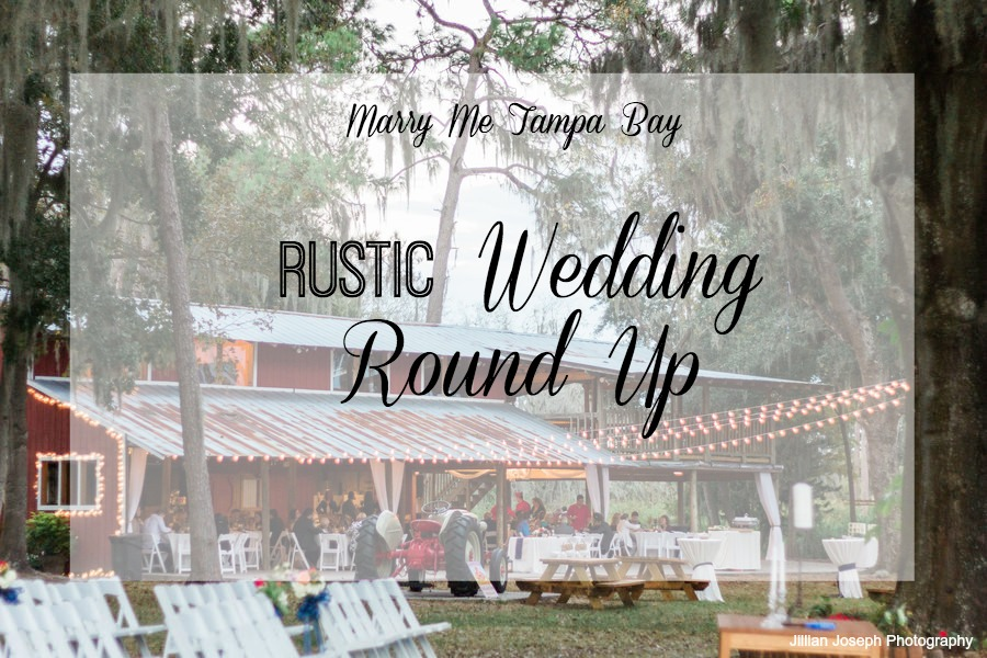 Rustic Tampa Bay Weddings | Rustic Wedding Inspiration