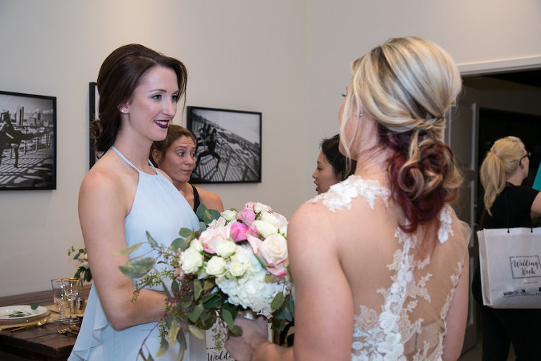Tampa bay wedding week sweat sparkle bridal show for Wedding dresses tampa bay area